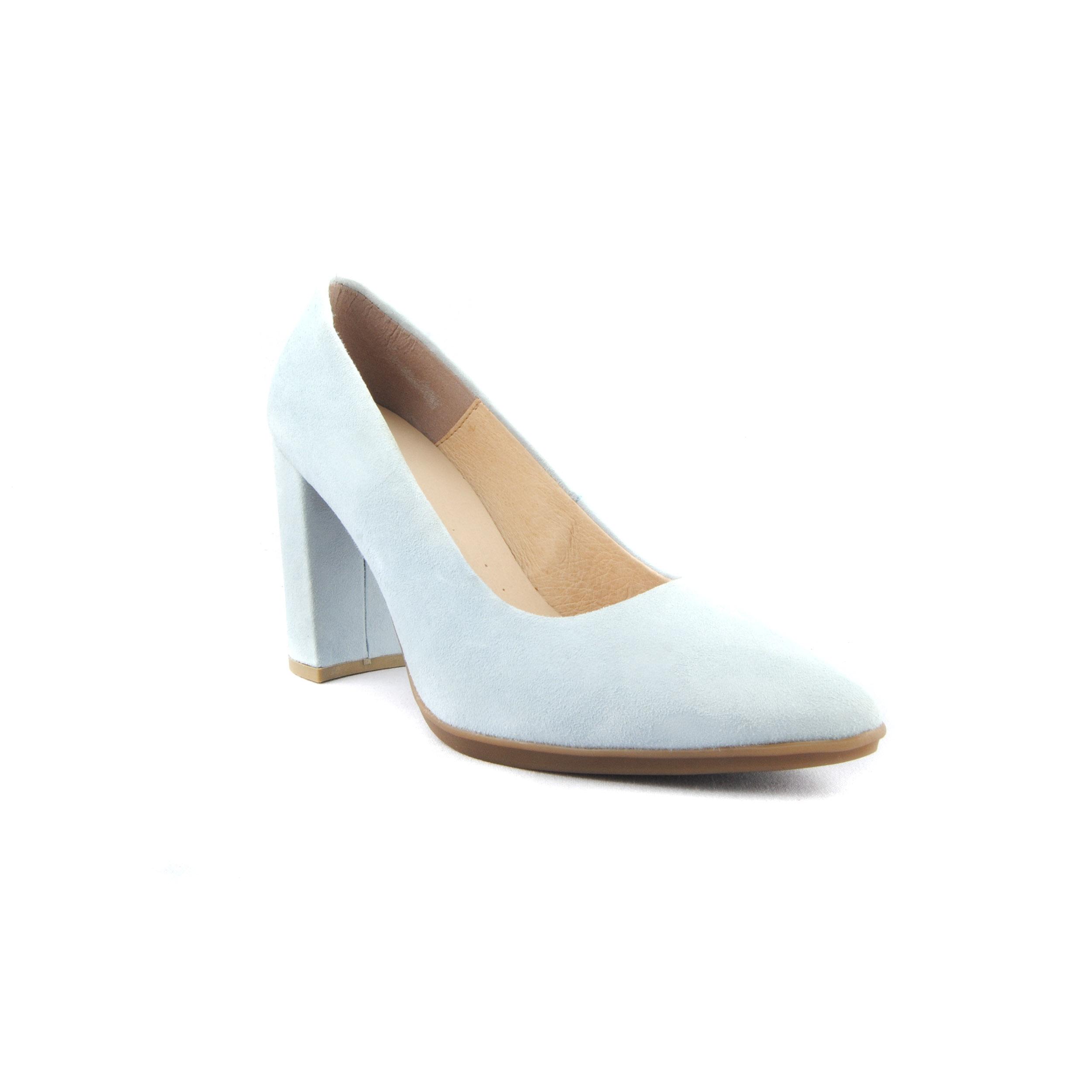 Sotoalto Zapato De Tacón De Piel ClavelRojo Tacón: 7, 5 cm