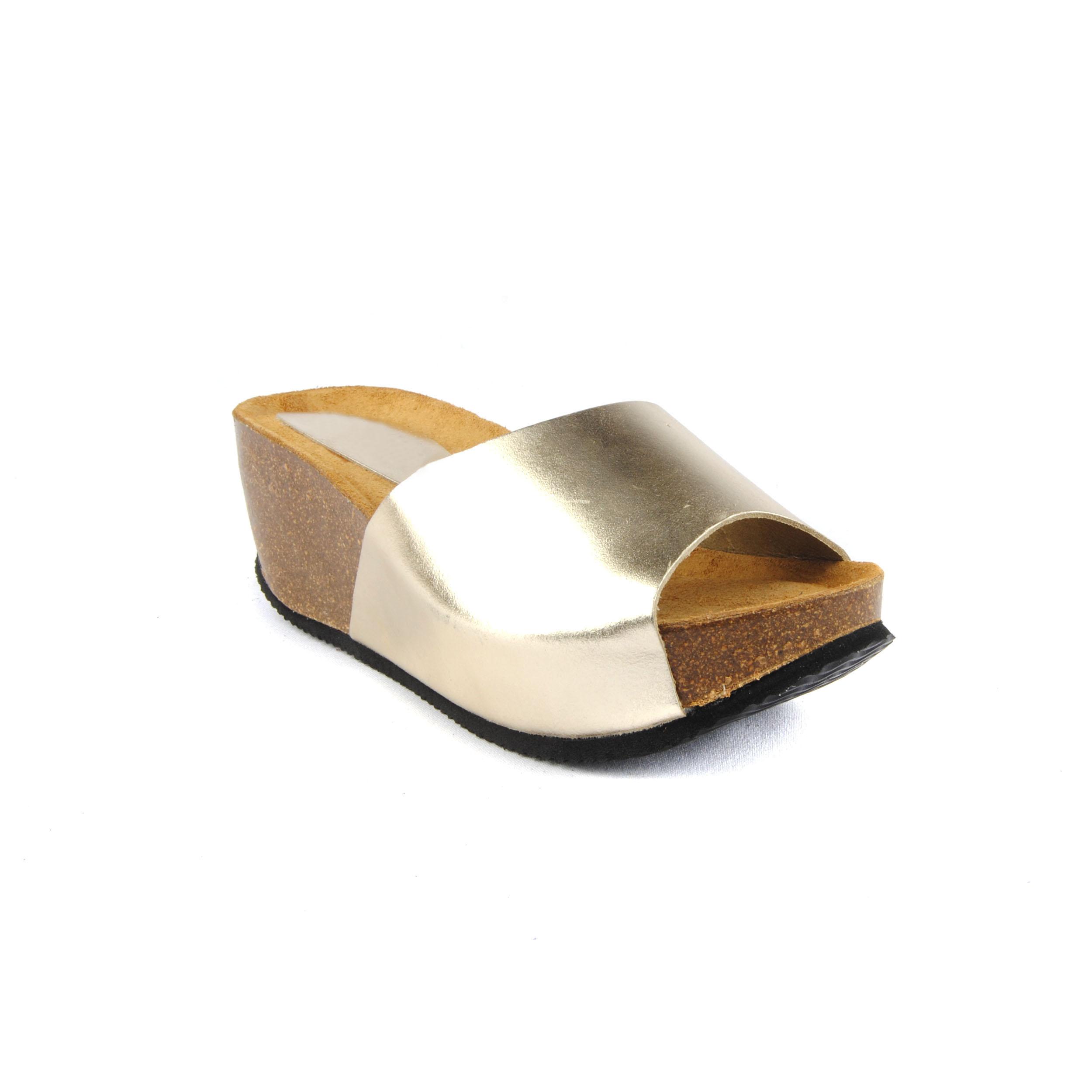 Sotoalto Sandalia De Piel NamastéCueroCuña: 6,5 cm